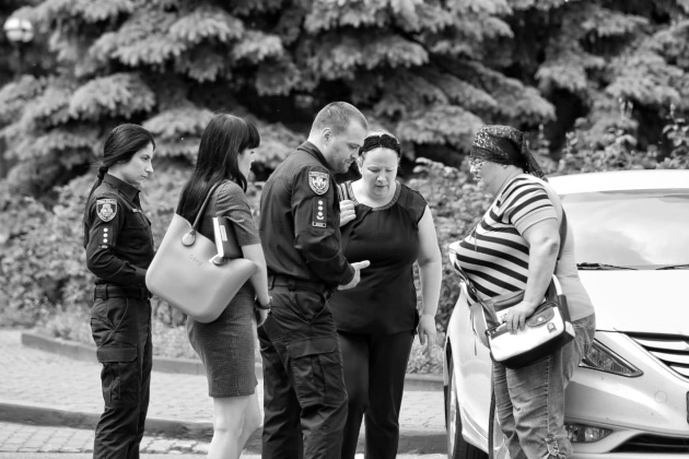 Аваков и Князев встретились с семьей мальчика, застреленного полицейскими
