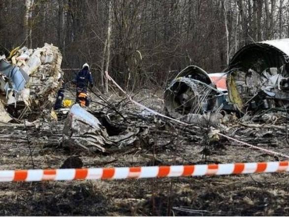 Следователи Польши отвергают версию российских СМИ о причинах Смоленской авиакатастрофы