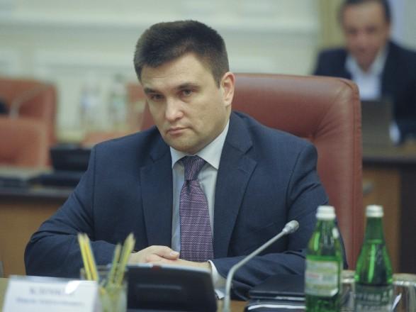 Климкин прокомментировал возможность назначения его послом в США
