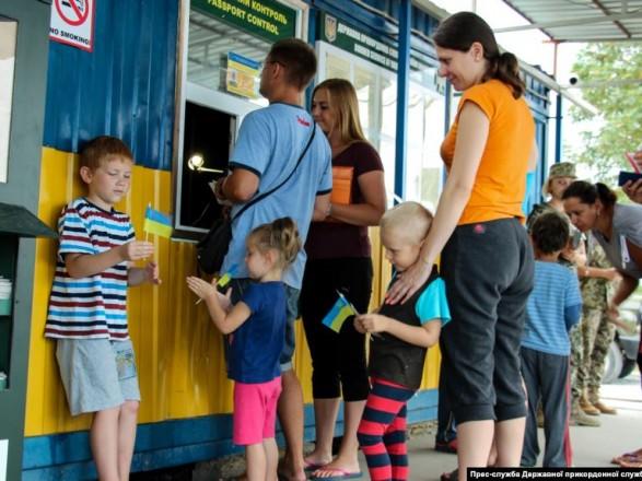 Крымчан, которые направляются на материковую Украину, будут спрашивать о цели поездки - МинВОТ