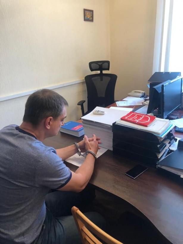 """Луценко заявляет о задержании организатора """"референдума ДНР"""""""