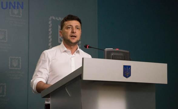 """МИД: """"тезисы для брифинга"""" Зеленского во Франции накануне еще не были готовы"""