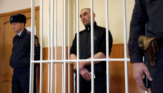 Осужденный в РФ политзаключенный Литвинов удерживается в колонии Харькова
