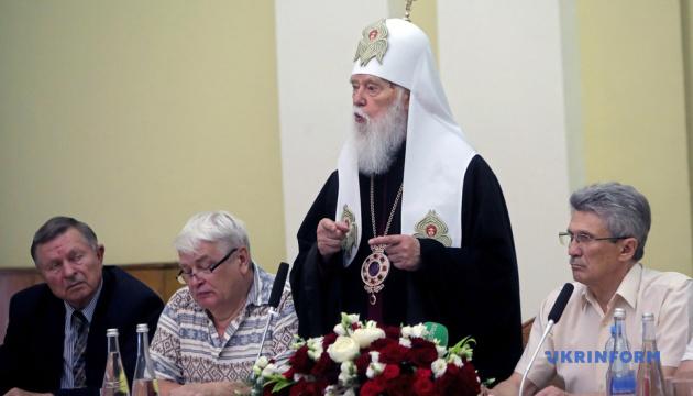 """Филарет подтвердил, что хочет восстановить """"патриархат"""""""