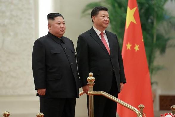 Лидер Китая Си Цзиньпин впервые посетит Северную Корею