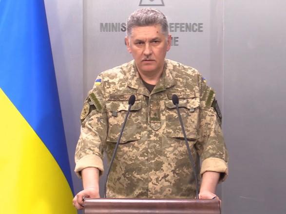 Военные имеют разрешение на огонь в ответ на обстрелы боевиков - Генштаб