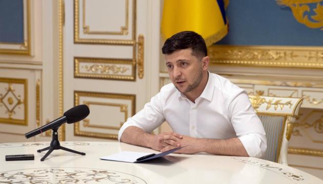 Зеленский распорядился провести новый конкурс судей ЕСПЧ от Украины