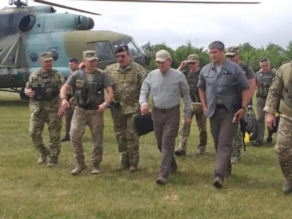 В Станицу Луганскую после разведения сил направят правительственную комиссию