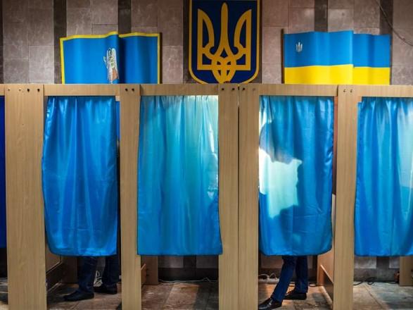 Место голосования перед выборами в Раду изменили более 17 тысяч человек