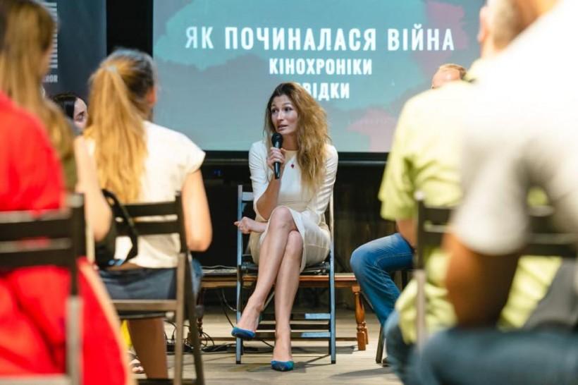 """МИП представило во Львове первый фильм из цикла """"Как начиналась война"""""""