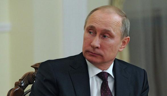 Песков: пока в планах Путина нет контактов с Зеленским