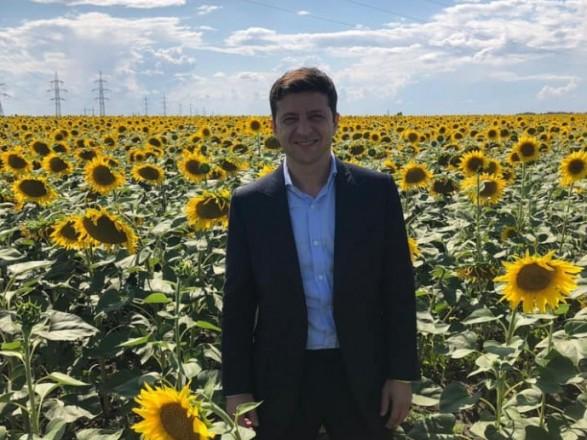 Стало известно, сколько потратили на цветы для мероприятий с участием Зеленского