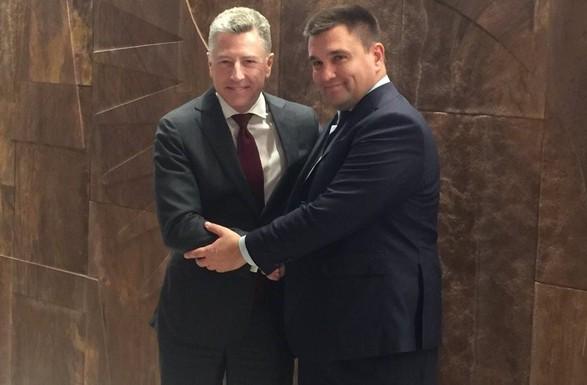 Волкер в Киеве встретился с Климкиным