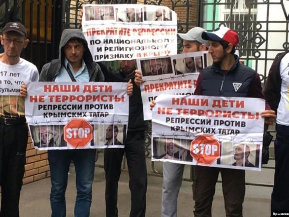 В Крыму собирают деньги для оплаты штрафов активистам, осужденным в Москве