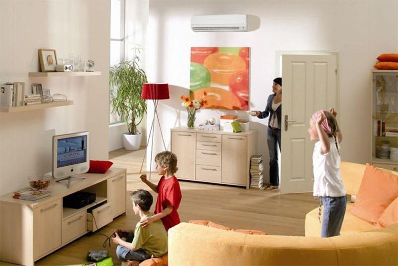 Вредит ли кондиционер в доме вашему ребенку