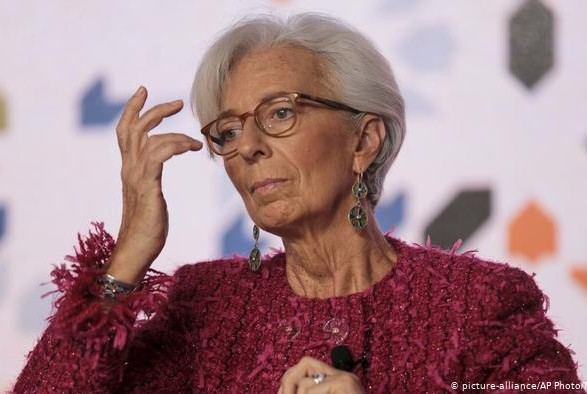 Министры финансов стран еврозоны номинировали руководительницу МВФ Лагард на главу ЕЦБ