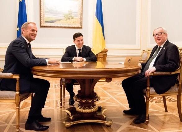 Саммит Украина-ЕС признали успешным обе стороны - Brussels Times