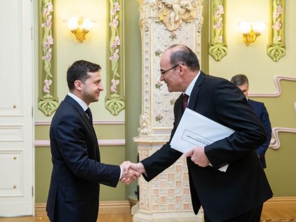 Зеленский пригласил в гости президента Южно-Африканской Республики