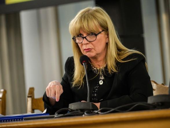 Вице-спикерка Сейма ожидает изменения исторической политики от Украины