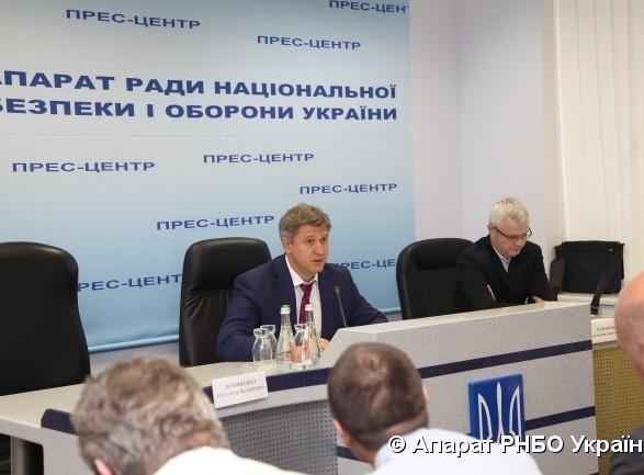 Данилюк рассказал о своем видении современной Стратегии национальной безопасности Украины