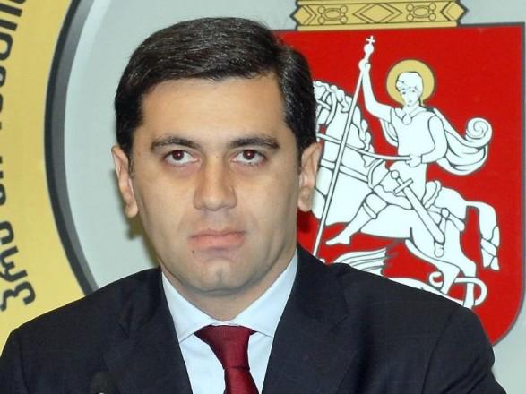 В Тбилиси суд арестовал экс-министра внутренних дел Грузии