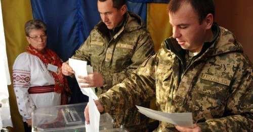 У Омбудсмена не зафиксировали нарушений на голосовании в зоне ООС
