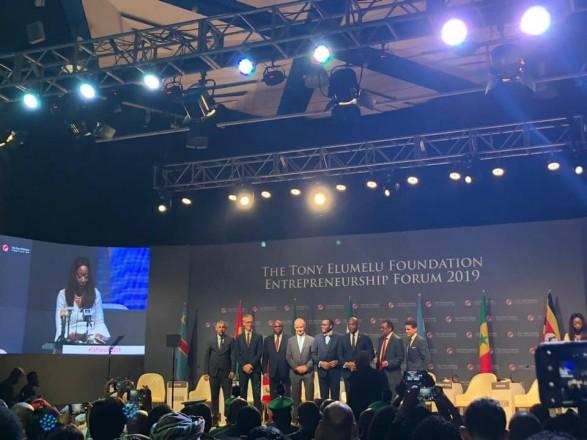 Представители Украины приняли участие в крупнейшем Форуме в Африке, посвященном развитию предпринимательства