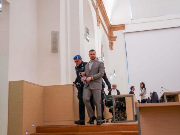 Итальянский суд приговорил Виталия Маркива к 24 годам заключения