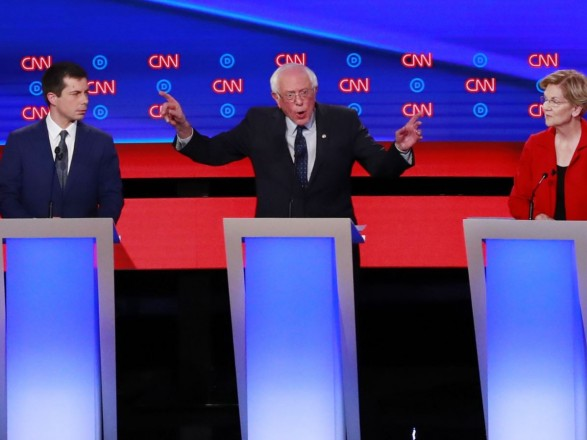 В Детройте прошел первый день второго тура дебатов перед президентскими выборами