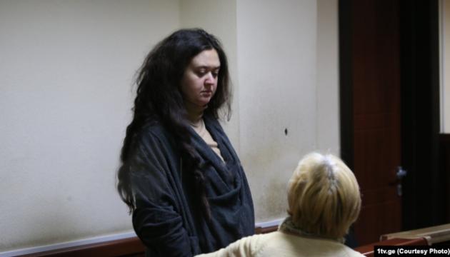 Подозреваемую в торговле детьми украинку вновь задержали на границе с Грузией