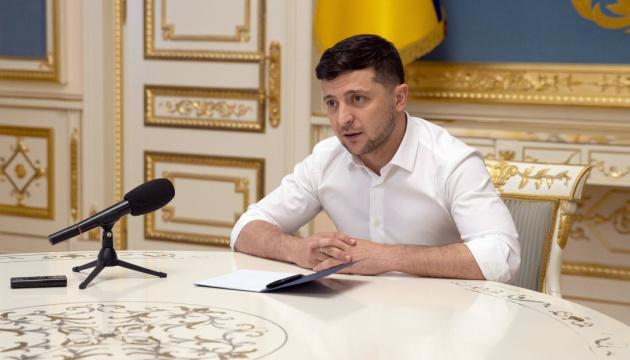 Зеленский предоставил украинское гражданство девяти иностранцам