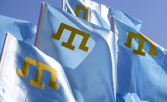 В Москве задержали семерых участников акции в защиту крымских татар