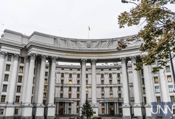 МИД проверяет информацию об украинцах на задержанном в Гибралтаре судне
