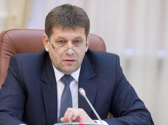 Один из вице-премьеров отбрасывает обвинения СБУ в хищении государственных средств