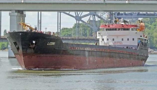 Украинская компания не знает, кому принадлежит задержанное в России судно Lizori