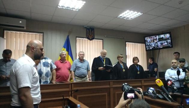 Расстрел Майдана: суд выпустил подозреваемого экс-беркутовца из СИЗО
