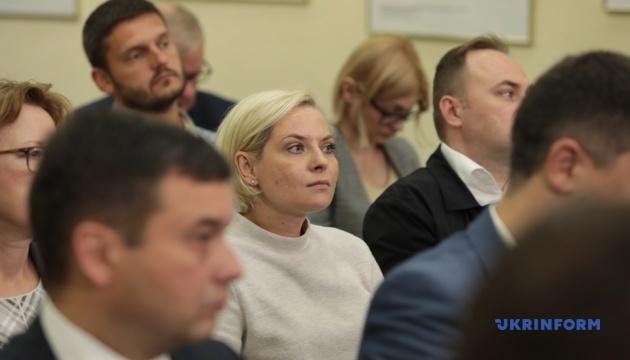 В Укринформе обсудили свободу слова и информбезопасность