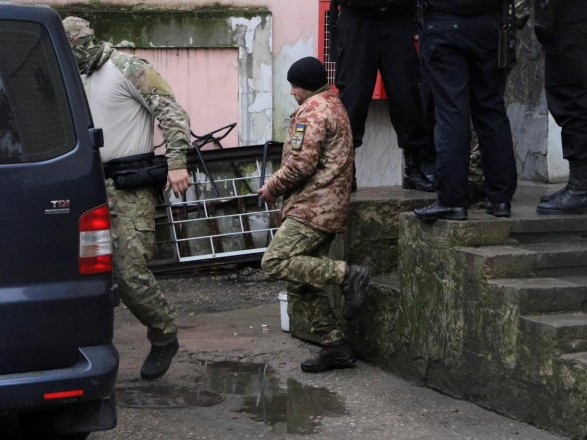 Суд РФ рассмотрит продление меры пресечения украинским морякам 17 июля