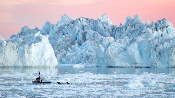 В ООН заявили о масштабном потеплении в Гренландии