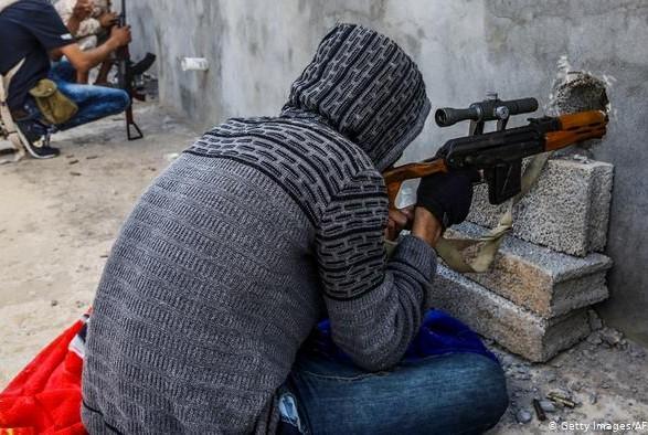 На востоке Ливии объявлена мобилизация