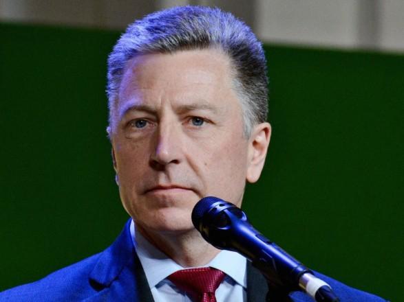 Курт Волкер прибыл в Украину