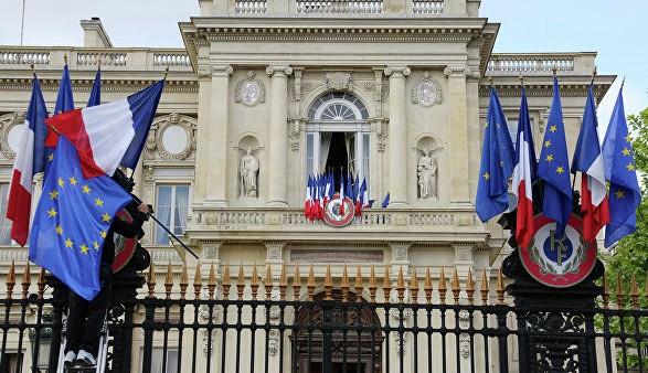 """В МИД Франции сделали заявление о встрече """"нормандской четверки"""""""