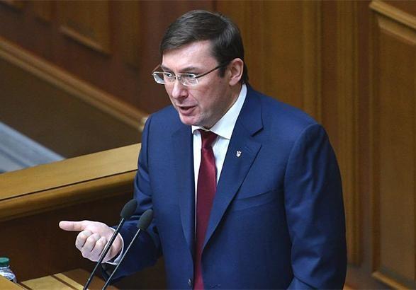 Луценко пришел на комитет ВР по вопросам правовой политики