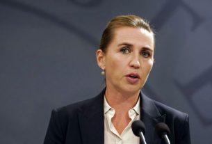 Премьер министр Дании