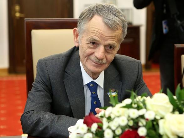 Джемилев поедет с Зеленским к Эрдогану