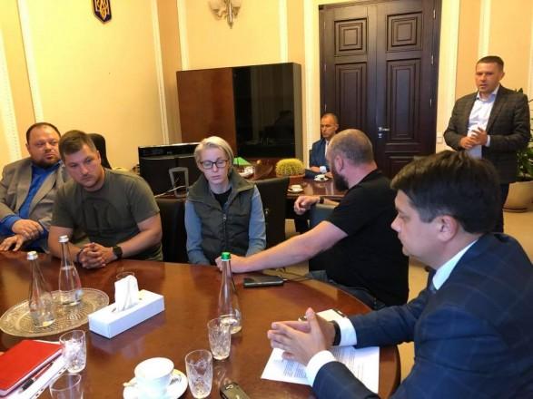"""Геращенко: """"Слуга народа"""" сохранит Минветеранив, судьба комитета еще обсуждается"""