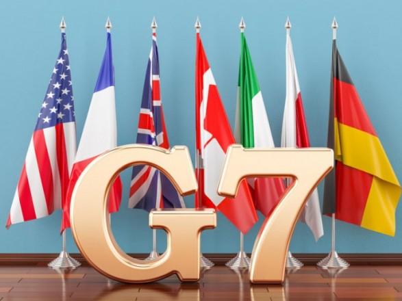 Посольство Украины в США: Россия стремительно удаляется от принципов G7