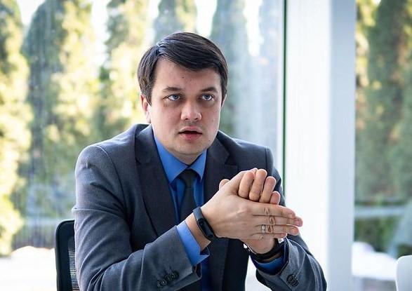 Разумков не поддержит кандидатуры Медведчука и Порошенко на должность вице-спикера