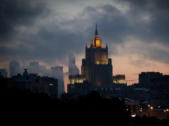 """МИД РФ заявил, что """"не раскрывает информацию о возможном обмене удерживаемыми лицами с Украиной"""""""
