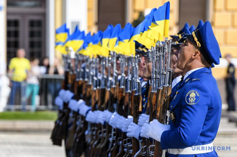 День флага, репетиция шествия и трагедия в Одессе